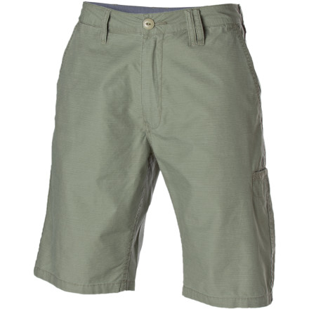 Washed down for softness without giving up strength needed for daily activities, the Horny Toad Chino Short will be your go-to summertime garment. - $33.98