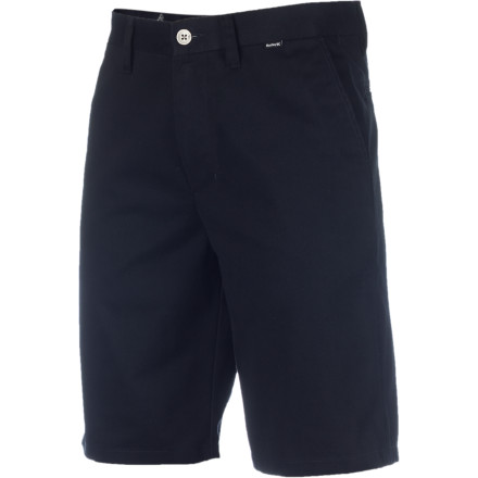 Surf The Hurley One and Only 2.0 Short looks good and feels good while riding bikes, taking hikes, and yelling 'yikes.' - $29.22