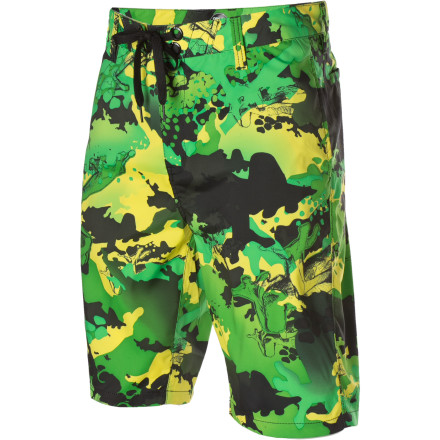 The Oakley Men's Concealment Short doesn't work like an invisible cloak, so don't bank on hiding from law enforcement if you decide to rob a bank or something of the sort. A better idea would be to spend an entire Saturday far from civilization in a wooded region with lakes or streams so you can test out the quick-drying, breathable fabric's comfort level. - $33.00