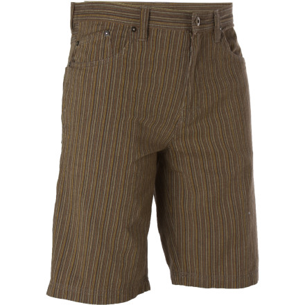 Summer is the season for backyard barbecues, impromptu expeditions to the beach, and, of course, road trips. Fortunately for you, the prAna Dune Short excels at providing just the right amount of comfortable coverage during all of your warm-weather endeavors. - $29.98