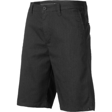 Surf Quiksilver Full On Solid 2 Short - Men's - $31.20