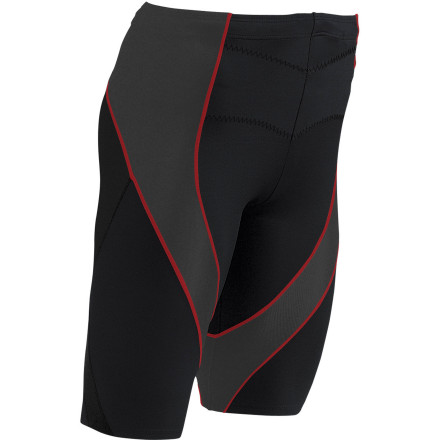 Fitness Wear the CW-X Men's Pro Shorts for trail running, adventure racing, or any endurance sport that requires maximum performance. Normal running shorts do little more than give you coverage. These shorts support your muscles and reduce stress on your joins with their various anatomically aligned fabrics. This increases muscle speed and decreases fatigue. - $79.95