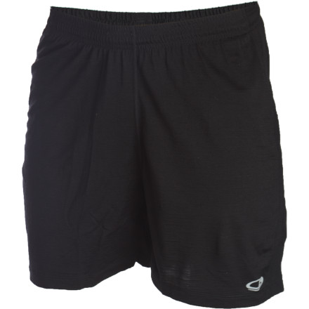 Fitness Spend your training session in runner's paradise with the Icebreaker Men's GT Run Distance Short. Thanks to a blend breathable, moisture-wicking merino wool and stretchy Lycra, you're able to go the distance in total comfort. - $32.48
