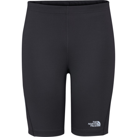 Fitness Take your training to the next level with The North Face GTD Short Tight Short. Made with stretchy polyester, this supportive piece can be worn on its own or layered under your running shorts. - $49.95