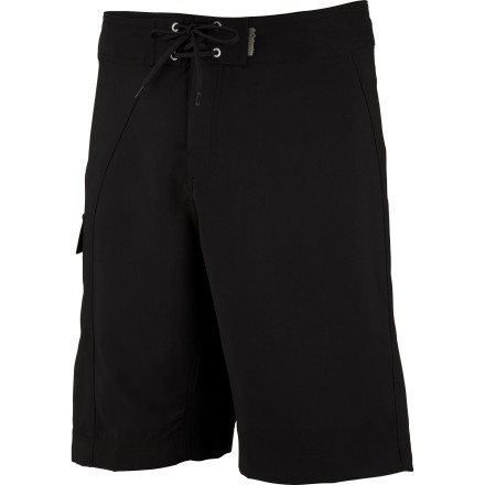 Fitness Before you slide your kayak into the water, slide into your Columbia Bouncing Rock Logo Shorts. These adventure-ready shorts dry fast to keep you comfortable while you paddle. - $22.48