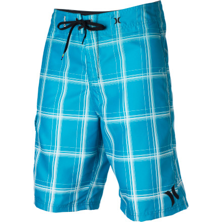 Surf There really isn't much point to taking your Hurley Puerto Rico Blend Board Shorts. The supersuede material feels great on your skin and dries almost instantly. You can go from the beach to the bar and back without a care. - $22.25