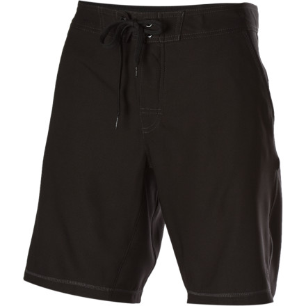 Surf Wear your prAna Linear Board Short to lunch with your buddies, then head straight to the beach without bothering to change. These versatile shorts keep you feeling good whether you are exploring the outdoors, wave hunting, or just hanging out with the guys. - $64.95