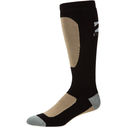 Snowboard You're going to flip over the Billabong Flip Snow Sock. But what kind of flip is up to youdouble corks are pretty en vogue these days. - $11.97