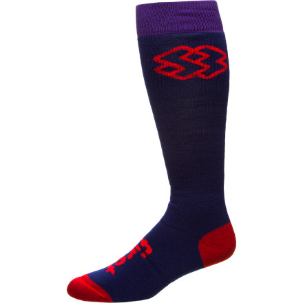 Snowboard Focus on your feet this season, and hook them up with the Special Blend Women's Midweight Socks because, after all, you plan to spend a lot of time in your boots. - $11.97