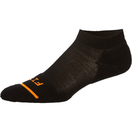 Fitness The FITS Light Runner Low Socks keep you focused so you can beat your best 5 or 10K race time or simply enjoy a run in the woods. Thanks to its smartly-designed fit the Light eliminates hot spot, chafing, and slippage issues. - $15.95