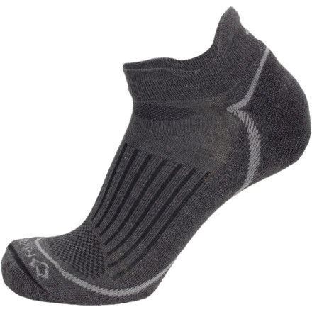 Fitness Lay down some miles with the Fox River Trail Ankle Sock. Made from an optimal blend of merino, recycled polyester, and spandex, the Trail offers a foot-loving design that is breathable, eco-conscious, and form-fitting. A reinforced toe and heel also add longevity, so you and your favorite sock can tackle many more trails. - $11.95