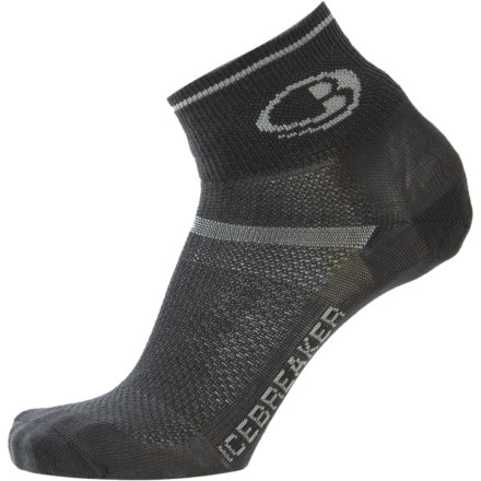 Fitness No matter how high the thermometer climbs, it's never good to run or hike without a sock. The Icebreaker Multisport Ultralight Mini Sock gives you an ultra-lightweight sock for the hottest days on the trail, road, or while training in the gym. - $10.37