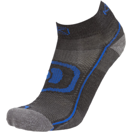 Fitness Treat your feet right with the Keen Zip Hyperlite Low Cut Sock. Made with merino wool, this exercise-ready sock naturally resists odor and wicks moisture to maximize your comfort. - $15.95