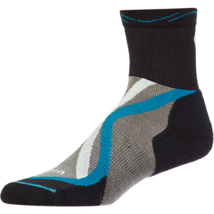 Fitness Treat your feet right with the Lorpen Trail Light Running Sock. A unique fabric blend combines comfort and breathability whether you're on a quick jog up the street or an extended trail run on the weekend. - $12.95