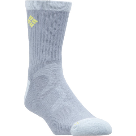 Camp and Hike Columbia Bug Me Not Crew Sock - Men's - $25.95