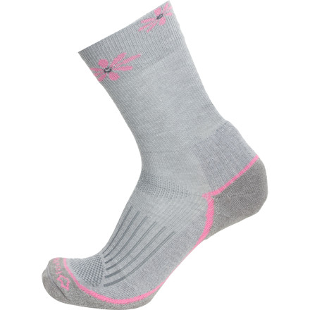 Camp and Hike Treat your feet right on your next hike. The Fox River Women's Strive Crew Sock features comfortable, moisture-wicking merino to keep you blister-free through mile after scenic mile. - $12.95