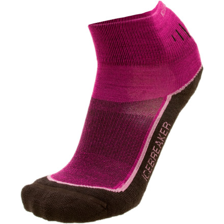 Camp and Hike Next time you wander out into the great outdoors, treat your feet to the amazing wicking properties of the Icebreaker Hike Lite Mini Sock. Merino wool handles excess heat and keeps foot-stink at bay while you hike. - $17.95