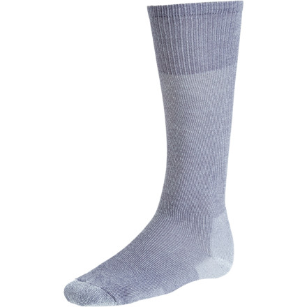Camp and Hike Cool your burning dogs with the Thorlos Thin Cushion Liner Over the Calf Sock. Lightweight Coolmax construction and minimal cushioning mean your feet can stay dry and comfortable mile after mile to keep you feeling like pressing forward. - $16.95