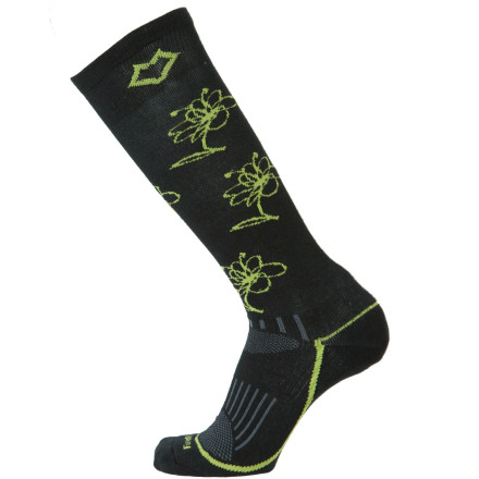 Ski Fox River Sugarloaf Socks provide warm insulation without added bulk that can make your fitted ski boots tight and uncomfortable. - $6.00