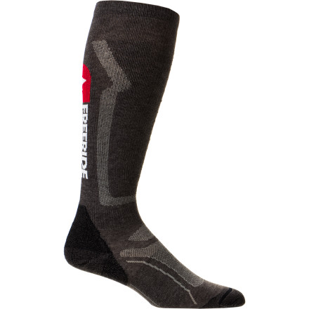 Ski Thanks to Teko's ski-specific fit and Planet Positive approach to producing socks, the SIN3RGI Ultralight Ski Pro Sock leads the pack in the official sock lineup of the Freeride World Tour. Teko constructed this sock with a Dynamic Custom Fit geared towards improved performance and comfort while you ski. Slip the SIN3RGI into your ski boot next time you head to the hill; you'll be doing your feet and mother earth a favor. - $20.72