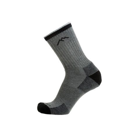 Camp and Hike Darn Tough made the In-Country Crew Cushion Sock with Coolmax for top-notch moisture management whether youre on the trail or hoofing it around town. With high-density cushioning on the foot bottom and a reinforced heel and toe, this sock keeps your dogs comfy and dry until its time to lose the shoes and put your feet up. - $17.95