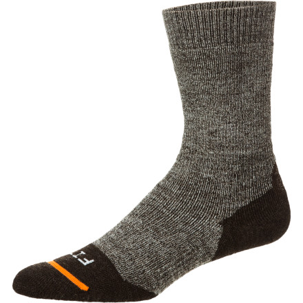 Camp and Hike You need a little more insulation for those brisk fall to spring hikes. The FITS Medium Hike Crew Sock takes care of the chilly months nicely with FITS' Full Contact Fit system and extra cushioning all the way around the foot, ankle, and lower calf. - $20.95