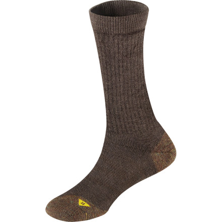 Camp and Hike When it comes to long hikes, quality socks are every bit as important as good boots for comfortable days on the trail. Pull on a pair of Keen Women's North Country Medium Crew Socks for soft itch-free merino wool, impact cushioning, and a left- and right-specific fit. - $17.95