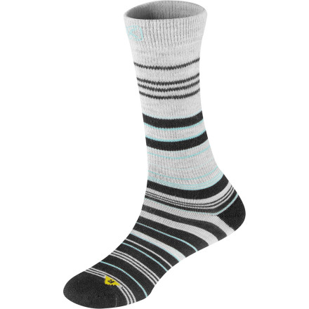 KEEN Super Strata Crew Sock - Women's - $17.95