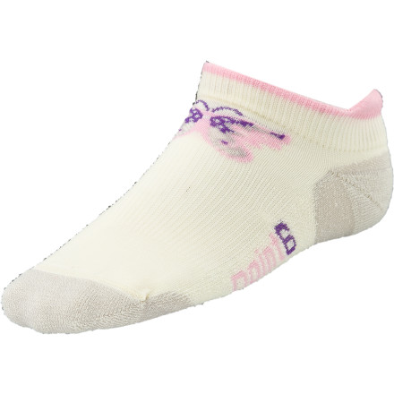 Like the smooth, soft wings of a butterfly, the point6 Butterfly Extra Light Micro Sock offers soft, breathable, and lightweight comfort for your urban or trail needs. - $15.95