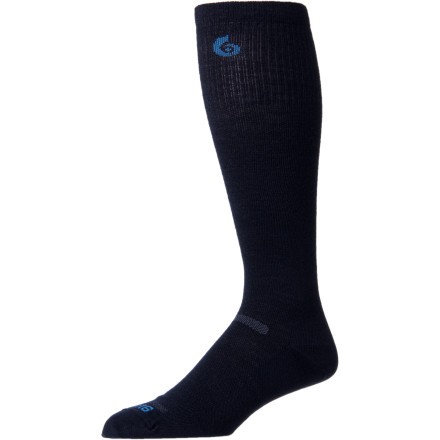 The Point6 Compression Ultra Light Socks help keep your feet feeling fresh and ready to go after a short bootpack or skin. Thanks to the compressive design, these ultra-lightweight socks help ensure your muscles feel more refreshed and less fatigued so you can play on and on and on. - $37.95