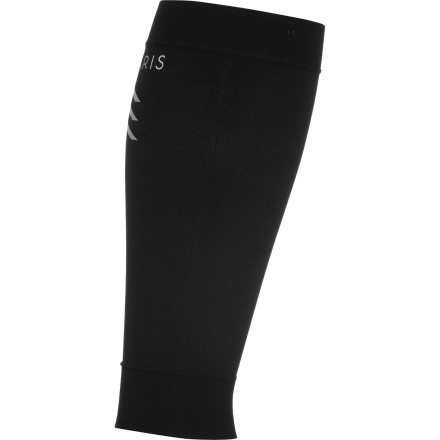 Intense cardio activity places incredible strain on the muscles and ligaments of the lower leg. Pull on the SIGVARIS Performance Calf Sleeve Compression Sock and improve your performance with increased blood flow and reduced muscle vibration. A wide top band keeps the sleeve in place and the fabric doesn't deteriorate in salt or fresh water, making this sleeve a perfect choice for triathletes. - $44.95