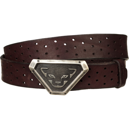 Fitness After the bike is stowed or running shoes set aside and the shower is done, you have the option to don the street clothes and never show anyone what you're truly passionate about. Dynafit has a better idea: accessorize your daily threads with its high-grade leather and steel buckle Men's Belt. - $59.95
