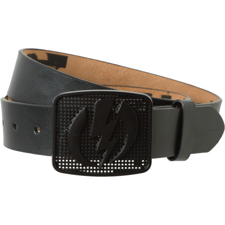 Putting on your gnarly pants will only get you so far if you don't have a proper belt to hold them up. The Electric Ampt Belt is the choice of gnarly-pant wearers all over the galaxy. - $29.37