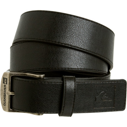 Surf On your next cross-town adventure, put the Quiksilver 10th Street Belt on to hold your pants up. - $18.70