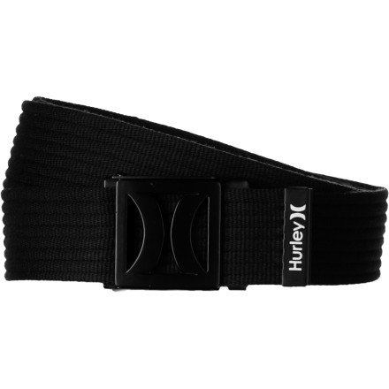 "Entertainment The Hurley Belt/Wallet Gift Set is a nice, subtle way to tell someone ""pull up your pants, and be more financially responsible."" It's also a good gift option for regular people who just like accessorizing. - $14.37"