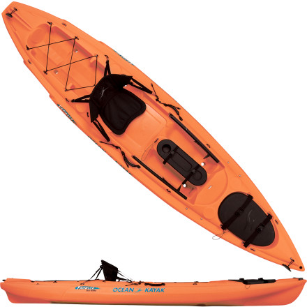 Kayak and Canoe If you look at most kayaks and think, Wow, that looks narrow, is that really going to be stable enough' Because my gosh  are you sure that isnt a kids kayak' then youll be super stoked on the wide, stable Prowler Big Game. - $979.95