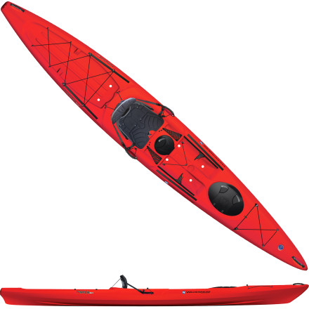 Kayak and Canoe Wilderness Systems Tarpon 160 Kayak - Sit-On-Top - $855.16
