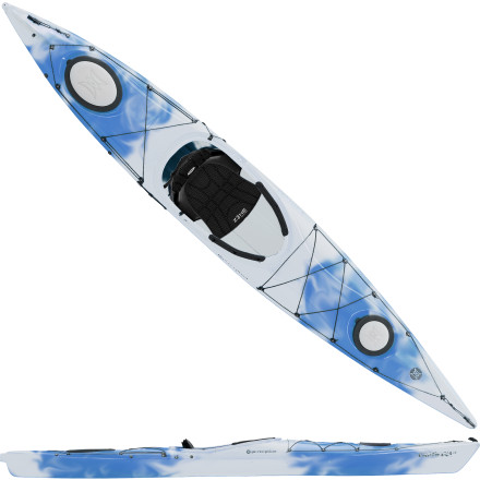 Kayak and Canoe Load up your gear for the day or weekend and set out to explore the offshore islands or tranquil river in the Perception Carolina 14.0 Kayak. Built for long-distance comfort, speed, and easy handling, the Carolina 14.0 is your ticket to aquatic escapes. - $949.00