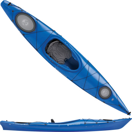 Kayak and Canoe The Wilderness Systems Tsunami 120 Touring Kayak provides the stability of a recreational boat with the comfort, speed, and tracking youd expect from a tour-specific kayak. This versatile kayak excels during day or weekend trips in streams, lakes, and coastal regions so you wont be limited when planning your next trip. - $999.00