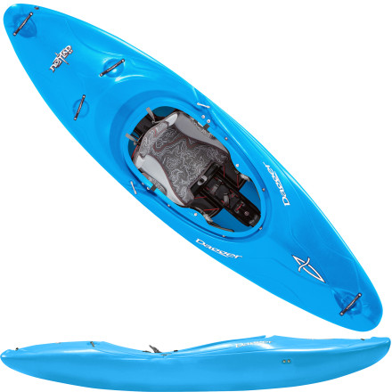 Kayak and Canoe Step up your game this season on big water or in steep creeks with the high-performance, high-volume Dagger Nomad Kayak. Ideal for technical big water or steep creek-bombing, the Nomad delivers superb boofing abilities, turn-on-a-dime responsiveness, and supreme stability. Dagger's close attention to comfort and safety allows this boat to instill confidence in experienced paddlers looking to push their limits, even if you're not rubbing elbows with the pros on a daily basis. - $979.00