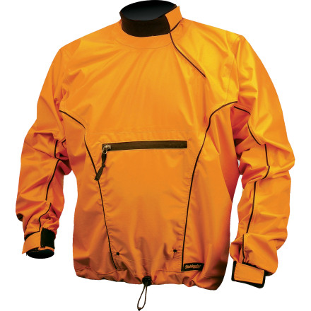 Kayak and Canoe Stay bone dry in your boat when you pull on the Torrent LS Paddle Jacket. Fully waterproof breathable material breathes so you feel comfortable (not clammy) underneath, and the inside of this material features a smooth lining that glides over your skin instead of sticking. This season, Stohlquist updated the long-sleeve cuff closures for additional protection against flushing, so slide into your kayak or canoe and don't let foul weather stop you. - $71.97