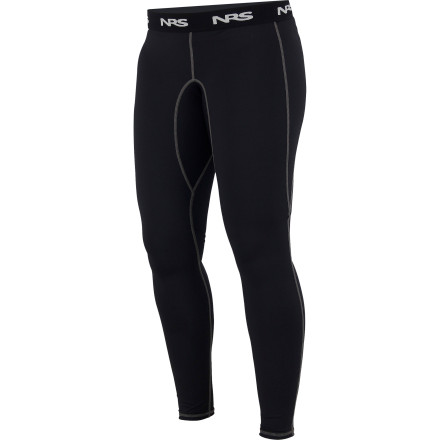 Kayak and Canoe Under your dry pants or as an outer layer in an open-cockpit kayak, the NRS Women's HydroSilk Pant provides the warmth and sun protection you're looking for. Its stretchy, moisture-wicking material pulls sweat away from your skin and features a UPF-50 block against harmful sun rays. - $42.46