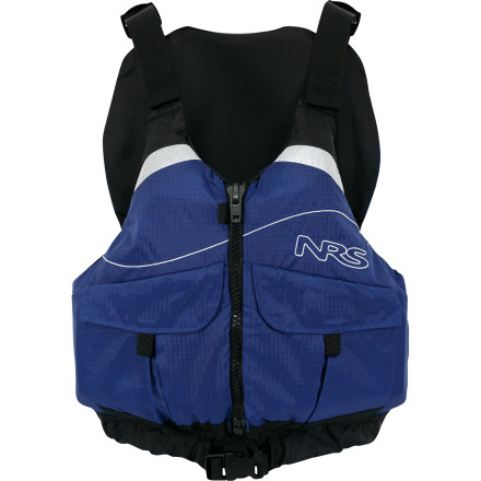 Kayak and Canoe Life is stressful, but it's nothing that a few days of island hopping in the northwest can't take care of. Throw on your NRS Clearwater Personal Flotation Device and slide your kayak into that cold, clear water. - $89.95