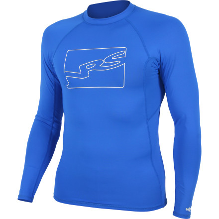 Kayak and Canoe Wear the NRS Men's HydroSilk Rash Guard when you're pushing hard down the Salmon River in the afternoon sun. This lightweight top offers a bit of sun protection and moisture management so you stay comfortable all day long. - $44.95