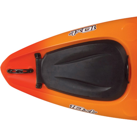 Kayak and Canoe The Old Town Vapor 10 Hatch Kit is an easy-to-install, hinged cover for the stern day well. Old Town added a rope so you can open the water-tight seal from the comfort of the cockpit. - $46.71