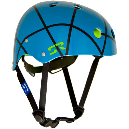 Kayak and Canoe Surf your secret big-creek wave for an hour and then go to the skate or wake park without taking off the Shred Ready Sesh Kayak Helmet. Modeled after a skate helmet, this durable, versatile hard-shell bucket protects your learned brainstuff while you kayak, skate, wakeboard, or ride BMX. - $26.97
