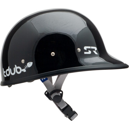 Kayak and Canoe Before you head-butt D-Cap with a cheap helmet and forget how to paddle, slip on the Shred Ready TDub Kayak Helmet and get extra coverage. Despite its southeastern location, Bull Sluice is known for carnage, so be ready for it with this helmet's extended visor brim and durable construction. - $83.97