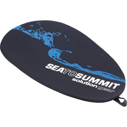 Kayak and Canoe The Sea To Summit Road Trip Cockpit Cover ensures debris and water stay out of the cockpit of your kayak during transport. - $42.42