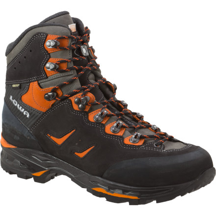 Camp and Hike Designed for long-distance treks and brutal thru-hikes with a lightweight pack, the Lowa Men's Camino GTX Freeflex Backpacking Boot helps you log miles as effortlessly and easily as possible. Lighter-weight soles, slimmed-down shanks, and FreeFlex forefoot pivoting technology give you the comfort you need to bang out big days. - $265.46
