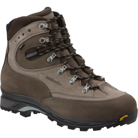 Camp and Hike There's more than one reason the Zamberlan Steep GT Boot won the Backpacker Magazine 2010 Editor's Choice award. Rugged leather uppers and weather-resistant Hydrobloc treatment are just two of those reasons. - $284.95